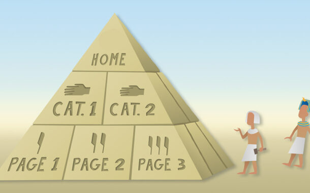 آموزش ایجاد ساختار سایت به صورت اصولی
