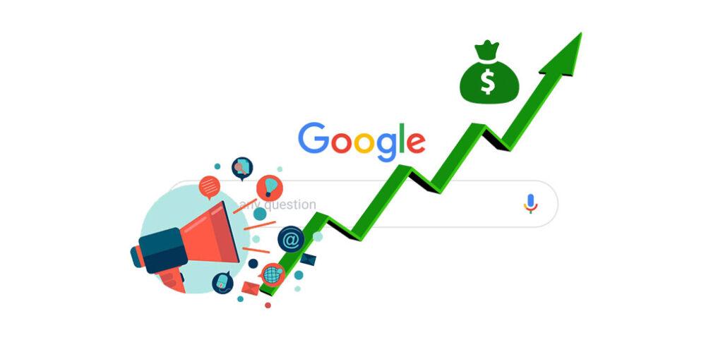 خرید جستجوی گوگل ، تبلیغات به سبک حرفه ای ها