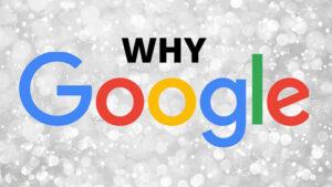 چرا گوگل